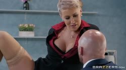 BigTitsAtWork Ryan Keely - Product Placement In Her Pussy