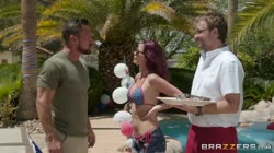BrazzersExxtra - Monique Alexander - Good Ol Fashioned American Fucking