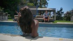 MommyGotBoobs Osa Lovely Swimsuit Issues
