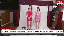 Bang Fakenews  Riley Reid And Gabbie Carter
