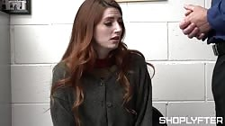 Shoplyfter Aria Carson Under The Sweater