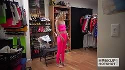 Hookuphotshot E201 Allie Addison Bts