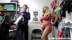 ShoplyfterMylf Karen Fisher - Case No. 6615366 - Under Her Bra