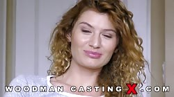 WoodmanCastingX Candice Demellza - Casting Hard