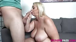 PlumperPass Lila Lovely Big Dick In Lila 3829