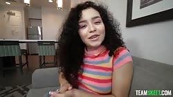 BraceFaced Thalia Diaz - Before The Braces E Off