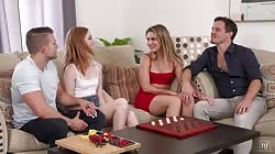 NubileFilms Paige Owens And Scarlet Skies - How To Play The Game