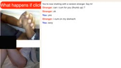 My gf's Omegle adventures 6