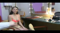 Cute Brunette Teen On Audition! by triplextroll