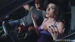 Ariella Ferrera Driving Mommy Wild