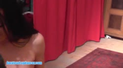 Pussy licking for nasty czech lapdancer