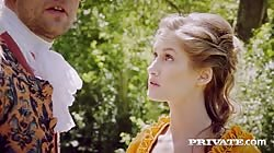 Private Tiffany Tatum - Fucks In The Great Outdoors
