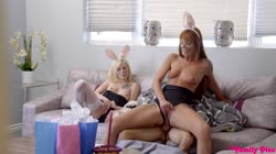 MyFamilyPies Kiara Cole, Scarlett Mae - What Happens On Easter