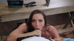 Brazzers - abigail mac testing her concentration 3