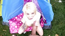 Tiny4k Kenzie Reeves Camping Tryst