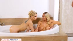 Wivesonvacation Kenzie Taylor And Olivia Austin