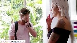 MyFriendsHotMom Nina Elle, Lucas Frost